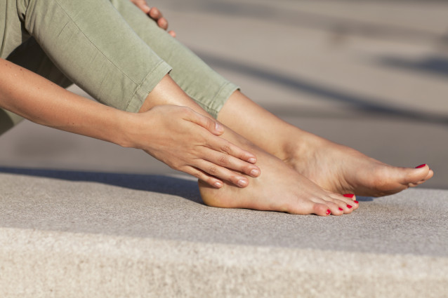 Find a Fix for Achy Feet
