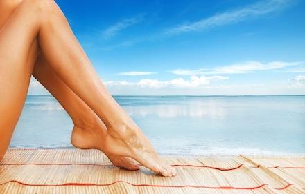 5 Tips for Healthy Summer Feet
