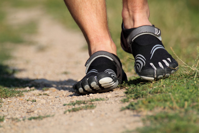 Is Barefoot Running Safe?