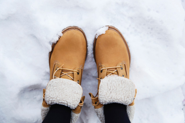Winter Woes, Tips For Healthy Feet and Toes